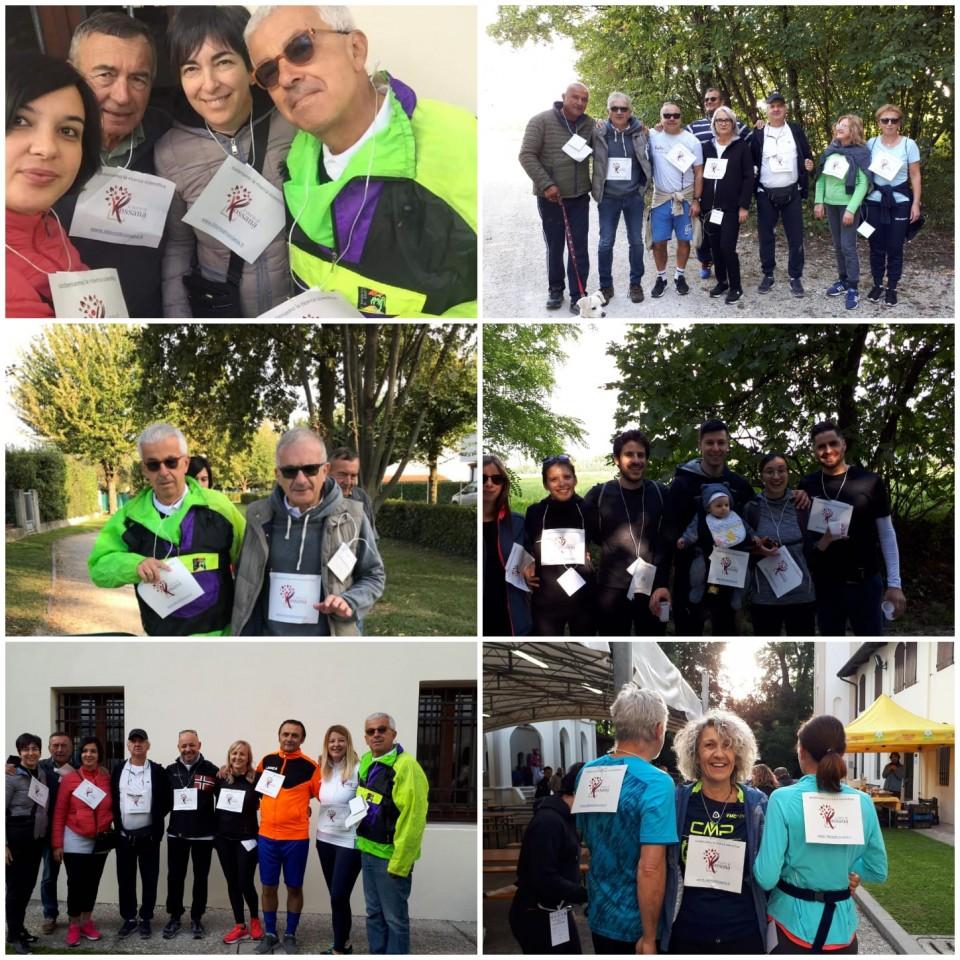 """I runners de """"Il dono di Rossana"""" a sostegno della ricerca"""