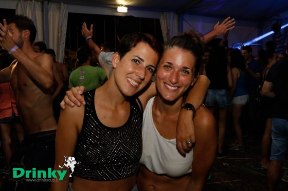 Rossana e Alessandra, amichesorelle al Drinky Cup 2016