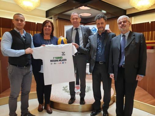 """Conferenza stampa presentazione 1^  Memorial """"Rossana Milazzo"""""""