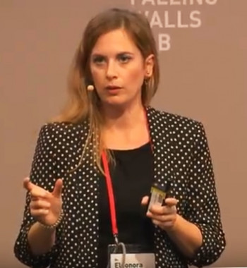 Eleonora Vannini ricercatrice a tempo indeterminato: il suo sogno si realizza