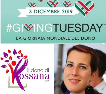 #GivingTuesday: la giornata mondiale del dono