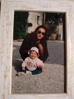 Rossana e Cristina, la sua prima tata